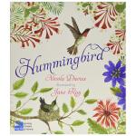 Hummingbird,蜂鸟 英文原版儿童艺术绘本