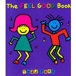 The Feel Good Book 《感觉好极了》(Todd Parr绘本) ISBN 9780316043458