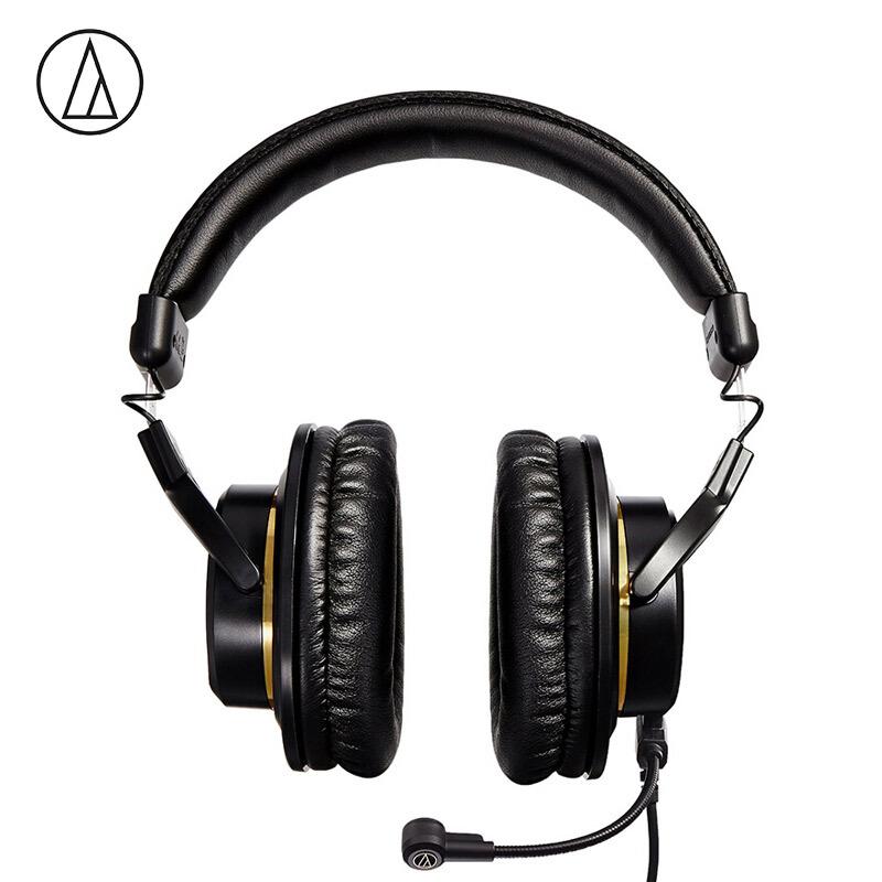 Audio Technica/铁三角 ATH-PG1头戴式专业游戏电竞吃鸡耳麦耳机