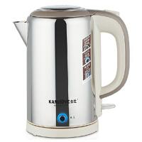 金灶 T-912全钢电热水壶不锈钢烧水壶自动断电保温电茶壶 1.2L