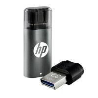 惠普/HP X5000M 128G Type-C手机U盘 USB3.1 手机电脑两用华为 小米 vivo 安卓手机优盘
