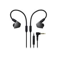 铁三角 LS70iS 双动圈手机带线控入耳式耳机手机耳麦 HIFI