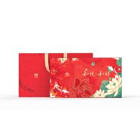 【新品】大益普洱茶 和悦和雅熟茶生茶双饼礼盒714克/盒