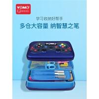 学生文具盒男多功能大容量铅笔盒女孩文具袋儿童笔盒