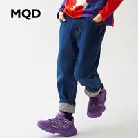 MQD童装男童牛仔裤2019春夏新款长裤中大童休闲牛仔裤儿童洋气潮