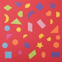 泡沫积木墙儿童早教形状配对数字拼图颜色认知幼儿园拼插玩具