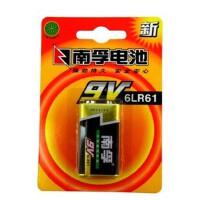 9V电池 南孚电池 南孚9V电池 6F22电池 9号电池