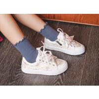 女童板鞋小白鞋�和�鞋子春季潮�\�有�