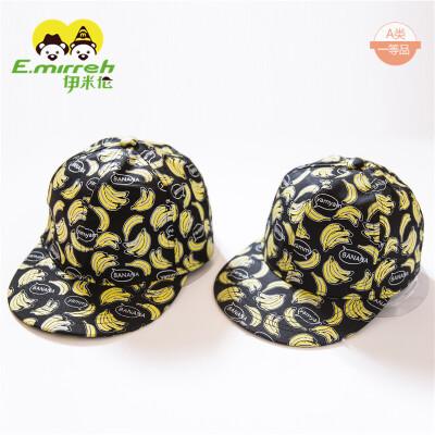 春夏季亲子棒球帽亲子帽子母子遮阳帽韩版时尚男女童遮阳帽