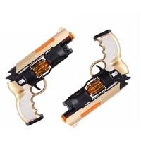 男童玩具枪2-3-4-5-6岁小男孩子电动声光仿真带音乐儿童模型水晶弹 充电器+6充电电池 购买