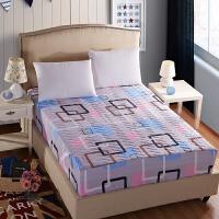 夹棉加厚床笠床罩单件床垫套防滑席梦思防尘保护套1.5/1.8m
