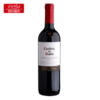 【1919酒类直供】干露红魔鬼卡本妮苏维翁红葡萄酒 智利进口 750ml