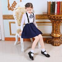 女童黑皮鞋春软底单鞋公主小皮鞋英伦风学生演出校鞋