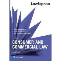 预订Law Express: Consumer and Commercial Law, 5th edition