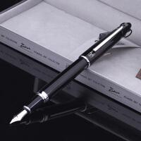 毕加索钢笔919美工笔弯尖暗尖书法铱金硬笔成人学生练字专用男女士高档墨水笔刻字定制可替换墨囊