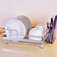 2019新品新品创意单层碗碟架1层碗筷收纳架餐具篮厨房沥水晾碗盘架