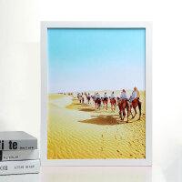 实木画框50CM x 60 70 90 80 40 30cm厘米挂墙1000片拼图大相框