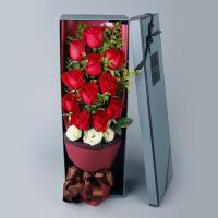 六一儿童节520鲜花速递礼盒花束红玫瑰北京同城送花上海南京广州花店杭州