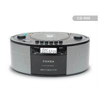 cd机 便携 熊猫CD机CD900录音机磁带收录机胎教机 u盘 DVD机 USB磁带机播放机 DVD VCD CD M