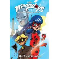 【预订】Miraculous Adventures of Ladybug and Cat Noir: Volume 1
