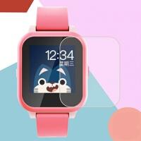 搜狗糖猫E2儿童手表钢化膜糖猫plus防爆膜GPS定位智能SW17X手表贴膜