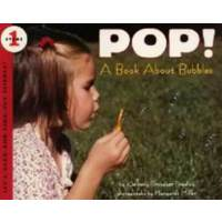 POP! (Let's Read and Find Out) 自然科学启蒙1:泡泡!ISBN9780064452083