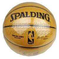 斯佰丁篮球8858黄色翻毛牛皮 耐磨耐打专攻水泥地 图片色 7号(标准)