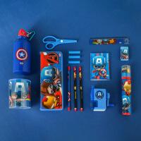 文具套装小学生开学精美组合学习工具学生用品福袋儿童礼盒幼儿园学习一年级礼品奖品铅笔盒