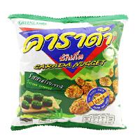 [当当自营] 泰国进口 卡啦哒 Carada 加油啦海苔米球(膨化食品)17g