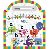 预订Alphablocks Wipe-Clean: ABC