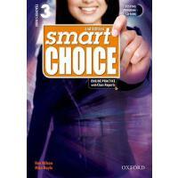 牛津美式英语/中学及成人/4个级别Smart Choice Second Edition Teacher's Resource 3 Pack 3级教师资源