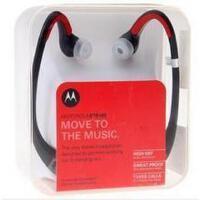 摩托罗拉 S10 HD 立体声 三防运动 蓝牙耳机 IPHONE4 4S 盒装