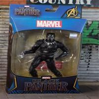 正版复仇者联盟漫威钢铁侠黑豹美国队长蜘蛛侠可动人偶手办模型