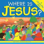 【预订】Where Is Jesus?: A Lift-The-Flap Book