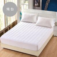 加厚夹棉床笠单件1.5/1.8床垫套席梦思床罩保护套防尘罩防滑床单