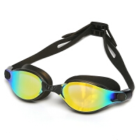 泳镜男女游泳装备游泳眼镜防水防雾高清时尚成人大框护目镜