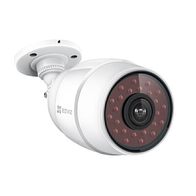 无线高清网络监控摄像头机防水WIFI插卡夜视
