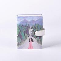 简约可爱水果兔子彩页计划日程手账本学习套装礼品旅行日记本春节礼物情人节礼物