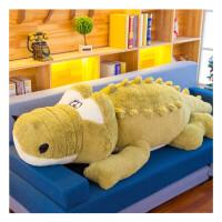 鳄鱼毛绒玩具大号布娃娃公仔抱枕玩偶生日礼物女泰迪熊公仔抱枕玩偶