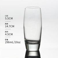 创意潮流玻璃杯莫吉托杯鸡尾酒杯ins气泡酒柯林杯果汁饮料杯