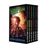 【预订】Theodore Boone 6-Book Box Set