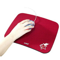 游戏鼠标垫/办公鼠标垫(L号) 加厚布面,舒适手感,使用顺滑流畅 actto安尚韩国品牌