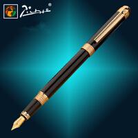 毕加索钢笔909伦敦时空雾金铱金笔钢笔 高档礼盒墨水笔pimio