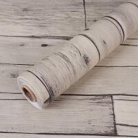 家具翻新贴膜自粘墙壁纸衣柜贴波音软片地板木纹墙贴桌贴加厚_木纹802_60X5米长_大