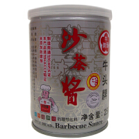 [当当自营] 台湾地区进口 牛头牌 沙茶酱 250g