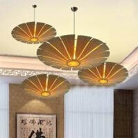 {至为家居}创意餐厅吊灯中式组合楼梯走廊东南亚会所大堂酒店大厅装饰灯具