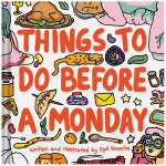 Things to Do Before a Monday星期一之前要做的事 英文原版心灵治愈