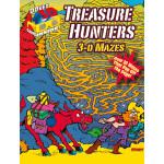 3-D Mazes--Treasure Hunters