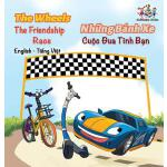 【预订】The Wheels The Friendship Race (English Vietnamese Book