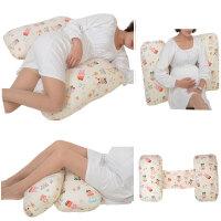 孕妇枕头护腰侧睡枕U型托腹夏天多功能枕小型 床上抱枕p制定制